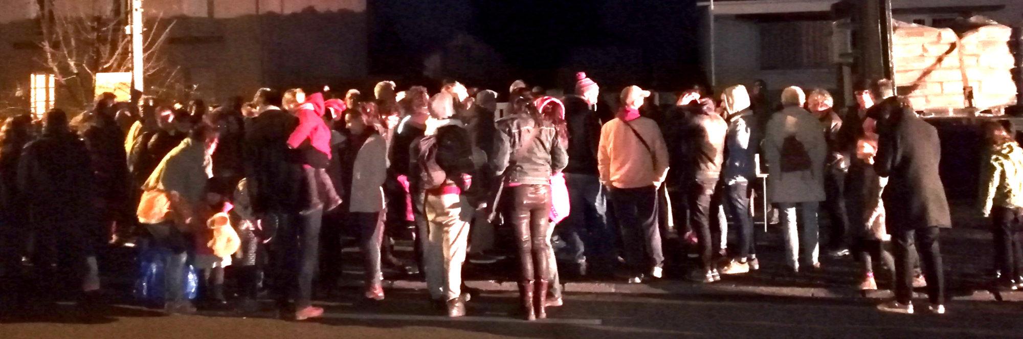 Tentative d'incendie criminel contre le foyer d'accueil pour migrants à Allaire.