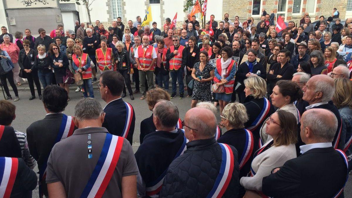 Finances publiques : mobilisation en Morbihan contre un projet dévastateur