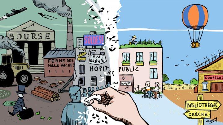 Crise sanitaire : les propositions se multiplient pour penser un après plus écologique