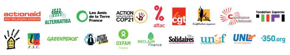De la CGT à Greenpeace, la société civile bouscule la gauche