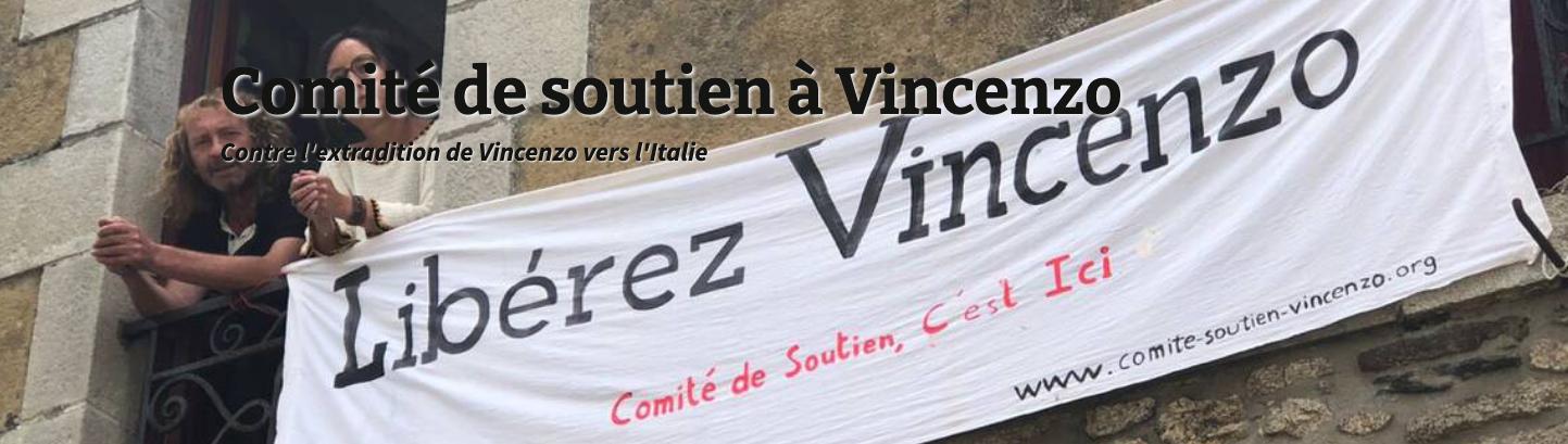Comment soutenir Vincenzo Vecchi le 2 octobre
