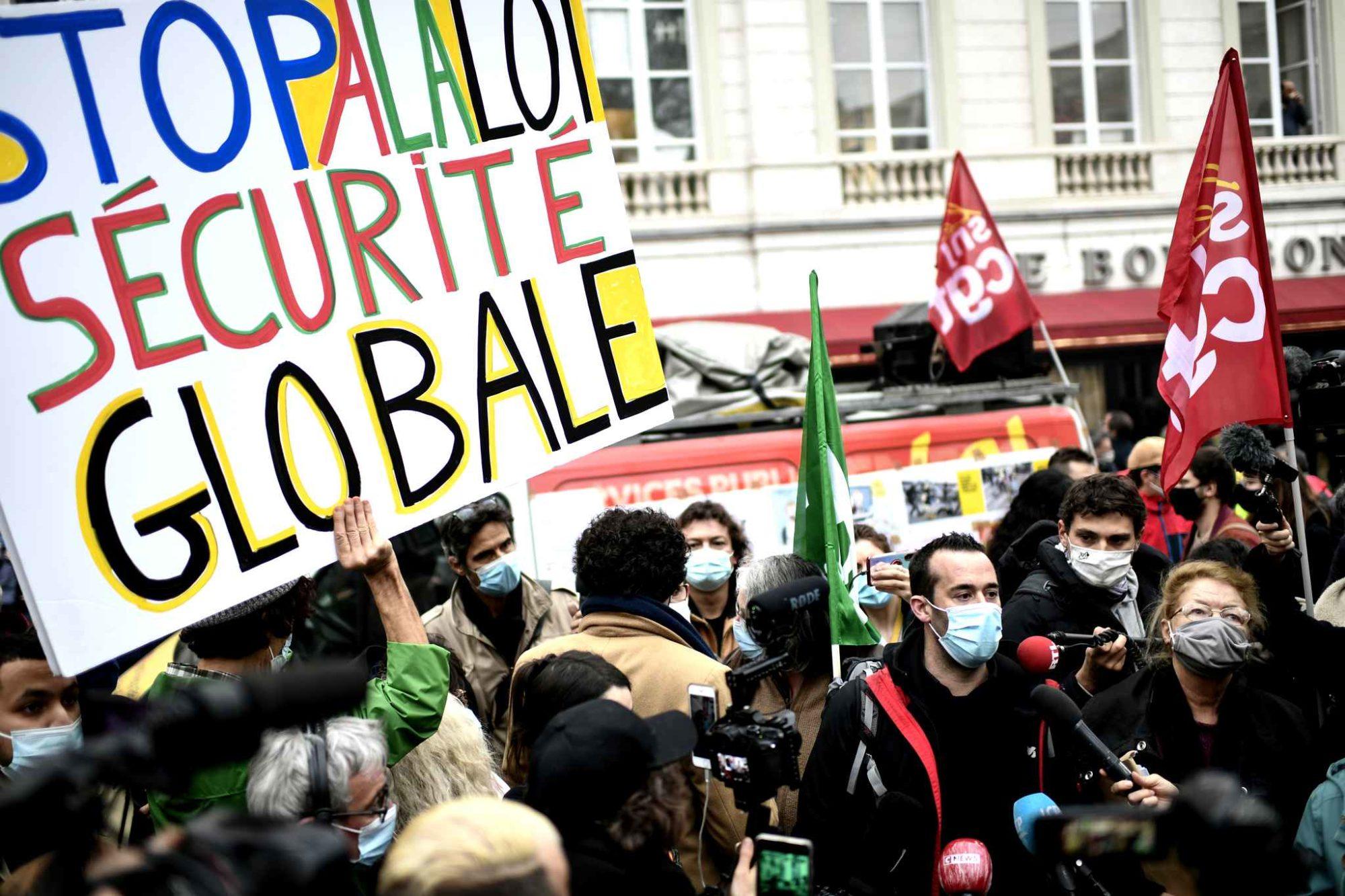 Samedi 28 novembre à 15h : manifestation unitaire à Vannes pour les libertés